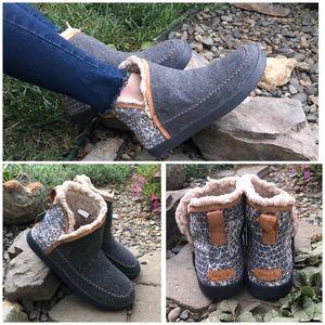 Sanuk Nice Bootah Boots Ojai